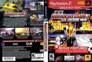 ���� (PS2) Midnight Club Edition