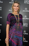 Molly Sims at Capture the Night photography exhibition in Los Angeles