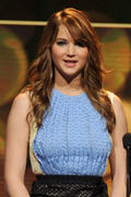 Jennifer Lawrence- 84th Academy Awards Nominations Announcement in Beverly Hills 01/24/12- 7 HQ