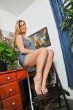 Jessica Marie - Footfetish 6e6hql2qepx.jpg