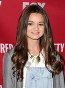Ciara Bravo - Red Band Society Special Screening and Q and A - June 25, 2014 *Leggy*