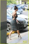 Kim Kardashian at Yogurt Land in Honolulu 8/17/12
