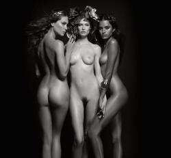 Pirelli Calendar - Karl Lagerfeld (2011)