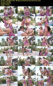 Milena Velba   Meeting Issy (Dominican Poison) (04 23 2011)