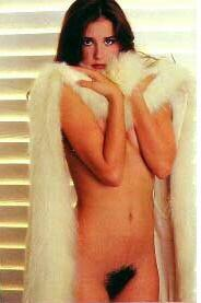 Are not demi moore naked bush pity, that