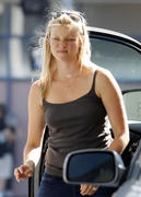 Amy Smart Pumps Gas in Hollywood 10/01/11- 6 HQ