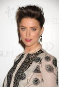 Amber Heard - The Art of Elysium's 6th Annual HEAVEN Gala in LA 01/12/13