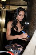 Падма Лакшми, фото 153. Padma Lakshmi - At the Late Night With Jimmy Fallon Show in New York - 02/23/12, foto 153