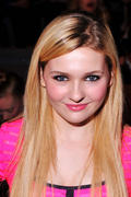 Abigail Breslin- Nanette Lepore Fashion Show Front Row in New York 9/13/12